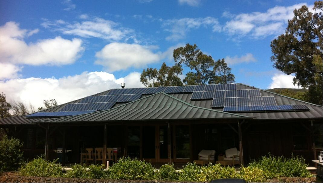 Renewable energy services big island solar off grid systems